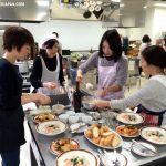 Μάθημα Ελληνικής Μαγειρικής στο Τόκιο!