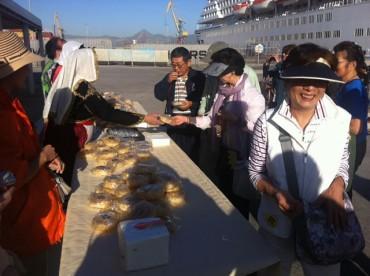 Τους πρώτους Ιάπωνες τουρίστες κρουαζιέρας για φέτος υποδέχθηκε η Κρήτη
