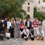 Ιάπωνες δημοσιογράφοι και τουριστικοί πράκτορες για την προβολή της Πελοποννήσου στην Ιαπωνία