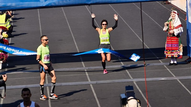Η Minori Hayakari από την Ιαπωνία πρώτη στον Μαραθώνιο της Αθήνας