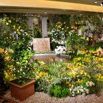 Ένας Ελληνικός Κήπος στο Τόκιο