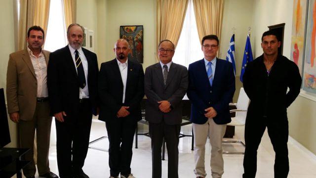 Ολοκληρώθηκε το ετήσιο συνέδριο του Ελληνικού Συνδέσμου Ιαπωνικών Πολεμικών Τεχνών στην Αλεξανδρούπολη