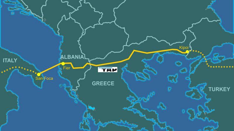 Ελληνοϊαπωνική συνεργασία στο Διαδριατικό Αγωγό Φυσικού Αερίου
