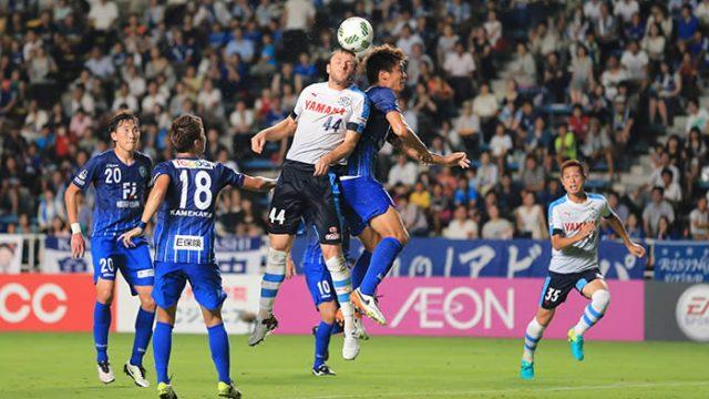Πρώτο γκολ για τον Αβραάμ Παπαδόπουλο στην Ιαπωνία