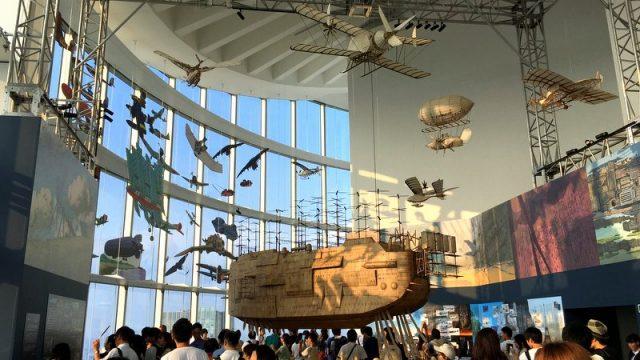 Ghibli Expo: Tαξίδι στο μαγικό κόσμο του άνιμε και του Χαγιάο Μιγιαζάκι