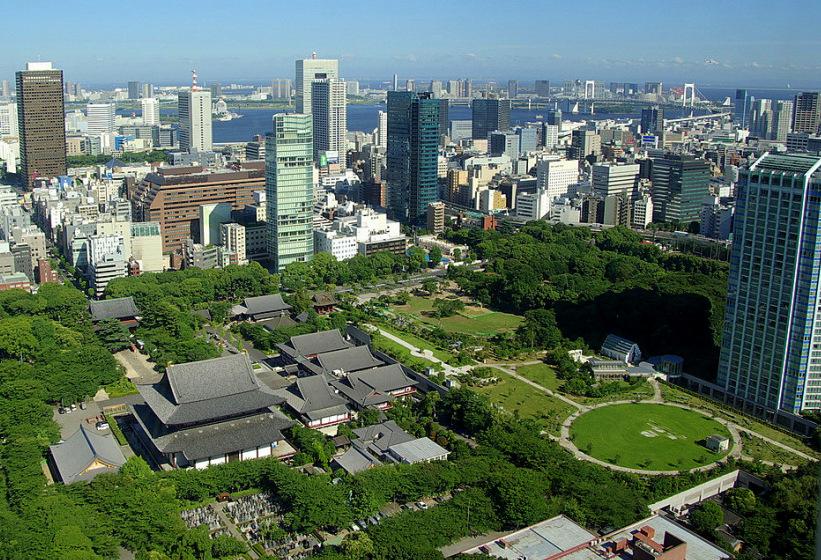 Τόκιο. photo: Junko Nagata/GreeceJapan.com