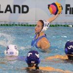 Ελλάδα-Ιαπωνία 27-9 στο Παγκόσμιο Πρωτάθλημα Υδατοσφαίρισης Νεανίδων