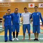 Στο Τόκιο με τον Χρυσό Ολυμπιονίκη Λευτέρη Πετρούνια