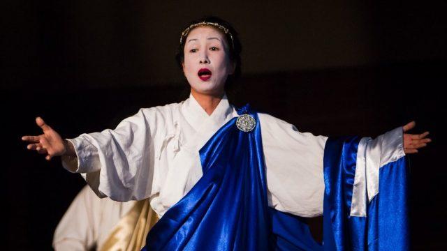 Ευριπίδη «Μήδεια», Σοφοκλή «Αντιγόνη»: Φωτογραφίες από τις παραστάσεις του Tokyo Novyi Repertory Theater