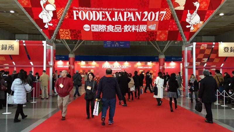 Foodex Japan 2017: Αυξημένο το ενδιαφέρον για τα ελληνικά προϊόντα