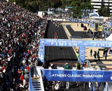第31回アテネクラシックマラソン:ギリシャ・日本選手大会結果