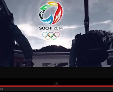 ソチ五輪出場選手のドキュメンタリー「Our Olympic team 2014」公開(video)