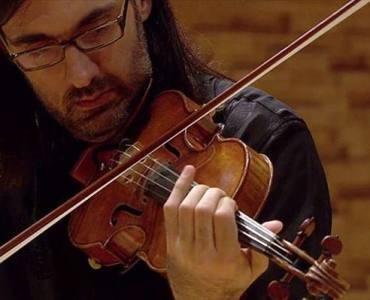 バイオリニストのL・カヴァコス、「グラモフォン」誌の2014年アーティスト・オブ・ザ・イヤーに選出