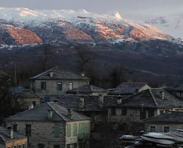 ギリシャのザゴリ地域、UNESCOの世界遺産リストに推薦