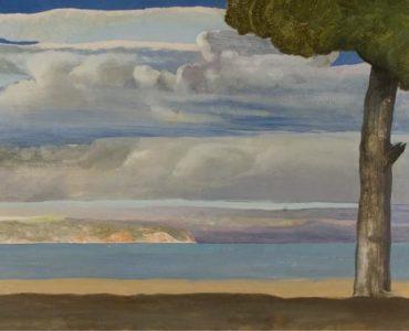 ギリシャ人画家バシリス・パパニコラウ、アテネで個展開催:8日(火)から