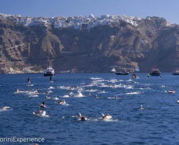 Santorini Experience:アスリートのためのイベント、サントリーニ島で10月開催