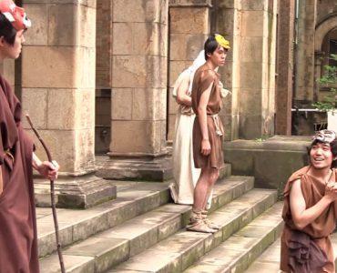 古代演劇クラブの「エピトレポンデス」7月にギリシャで3公演が実現(update)