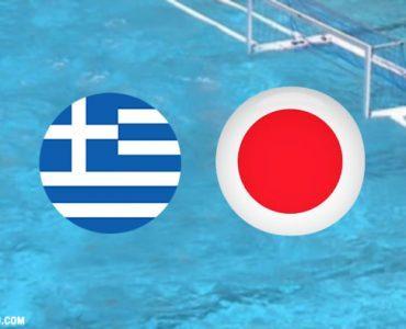 世界水泳2017・水球男子:ギリシャ、日本に14-4で快勝