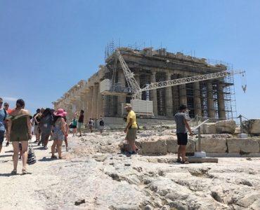 ギリシャ人の約3人に一人が観光関連業に従事:ギリシャ研究機関調べ