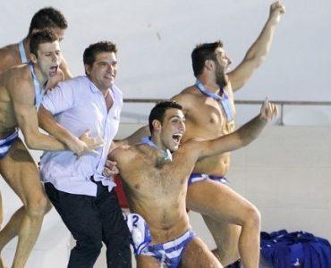水球・第19回世界ジュニア選手権でギリシャ男子金メダル
