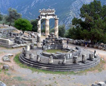 ギリシャ・デルフィ遺跡と隣接博物館の開場時間が変更、3月まで
