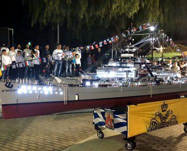 ギリシャ・ヒオス島で続く船にまつわる伝統行事「アヨバシリアティカ・カラバキア・ヒウ」(Video)