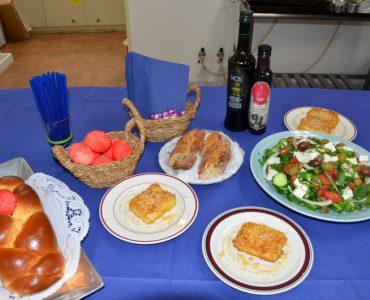 ギリシャ人シェフ・ヴァサロス氏と作るギリシャ料理クラス、東京で開催(Photos)
