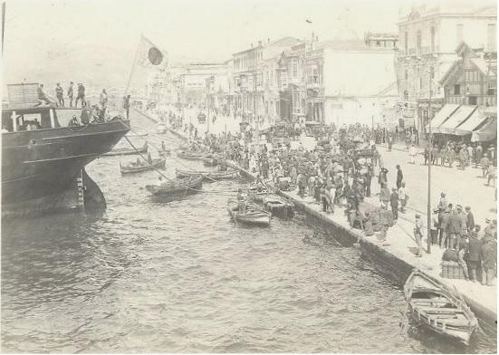 1922年にギリシャ人らを救った日...