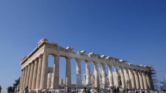 起業を勧めるソクラテス-古代ギリシアと資金調達