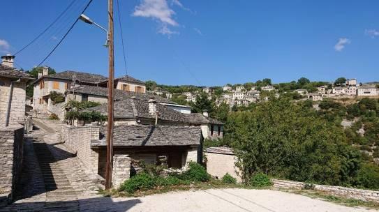 しがしが留学記:ギリシアの山を旅して-ザゴロホリア編