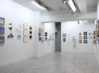 ギリシャの画家バシリス・パパニコラウの小品、銀座で展覧会:30日(土)まで