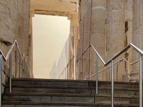 18日(月)から古代遺跡の営業再開:サケラロプル大統領が訪問