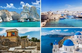 ギリシャの4つの島が「世界ベスト15アイランド」に選出