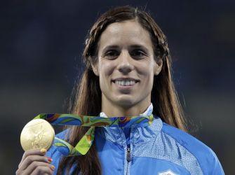 リオ五輪・女子棒高跳び金のギリシャのステファニディ、IOCアスリート委員会の候補者に