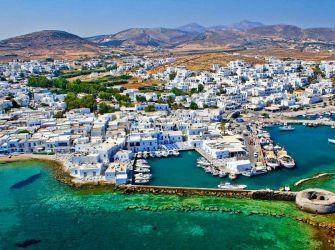 ギリシャのパロス島、米旅行誌T+Lの「ヨーロッパ・ベスト10アイランド」第1位に選出