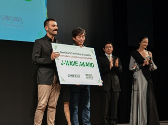 GreeceJapan.com独占インタビュー:SSFF & ASIA 2019でJ-Wave賞・ギリシャのゴツィス監督