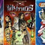 Mangatellers, οι Έλληνες δημιουργοί manga