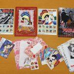 Τα Ιαπωνικά Ταχυδρομεία κυκλοφορούν τρία σετ γραμματοσήμων προς τιμήν του Osamu Tezuka!