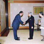 Όταν ένας Έλληνας Πρωθυπουργός συναντήθηκε με τον Αυτοκράτορα της Ιαπωνίας