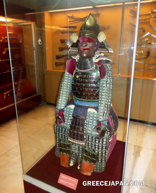 Πανοπλία Σαμουράι, 14ος αιώνας