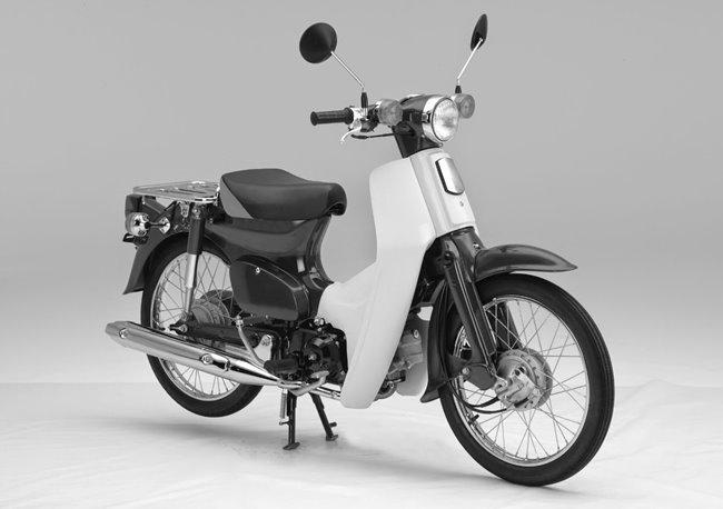 Super Cub-Honda