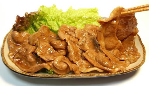 ginger-pork