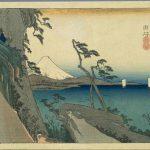 «Οι 53 σταθμοί του Τοκάιντο»: Ταξιδεύοντας από το Τόκιο στο Κιότο με τον Χιροσίγκε