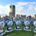 Doraemon στο TV Asahi Roppongi Hills Summer Station