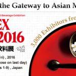 Δεκαέξι ελληνικές εταιρείες στη Foodex Japan