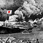 Το Μνημείο για τον Ιάπωνα πλοίαρχο που έσωσε Έλληνες στη Σμύρνη το 1922