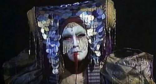O Μικιτζίρο Χίρα στη «Μήδεια», 1984