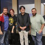 Συνέντευξη με τον Ιάπωνα σκηνοθέτη Μαμόρου Χοσόντα
