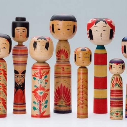 Οι κούκλες Κοκέσι