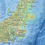 Ήρθη η προειδοποίηση για τσουνάμι μετά τον ισχυρό σεισμό στην Φουκουσίμα